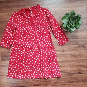 Old Navy 4T Heart Dress 5/$10